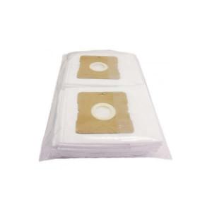 Bestron D0013S mikroszálas porzsák 20db-os