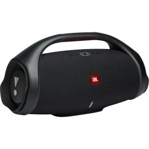 JBL BoomBox 2 vízálló hordozható bluetooth hangszóró, fekete-1