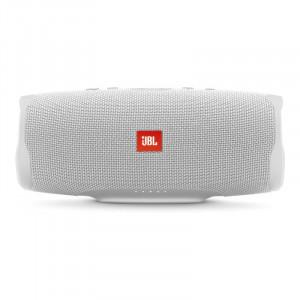 JBL Charge 4 hordozható bluetooth hangszóró, fehér0