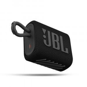 JBL GO 3 hordozható bluetooth hangszóró, fekete-1