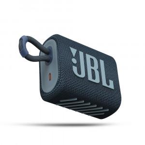JBL GO 3 hordozható bluetooth hangszóró, kék-1