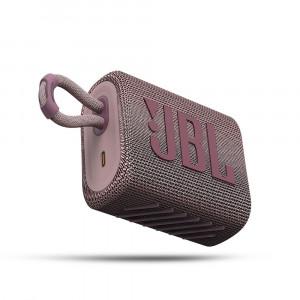 JBL GO 3 hordozható bluetooth hangszóró, pink-1