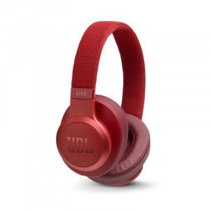 JBL Live 500BT bluetooth fejhallgató, piros-6