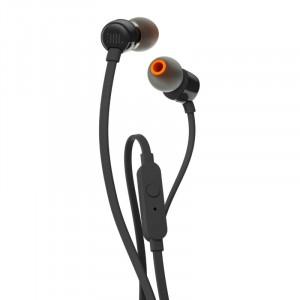 JBL T110 fülhallgató, fekete-1