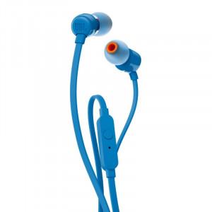 JBL T110 fülhallgató, kék-1