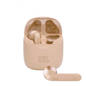JBL T225TWS wireless fülhallgató, arany-1