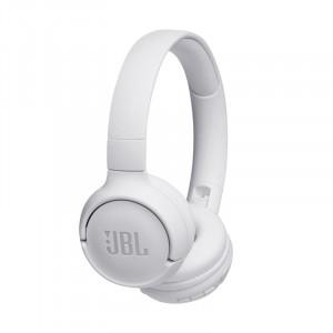 JBL T500 BT bluetooth fejhallgató - fehér-1