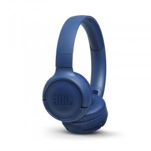 JBL T500 BT bluetooth fejhallgató - kék-1