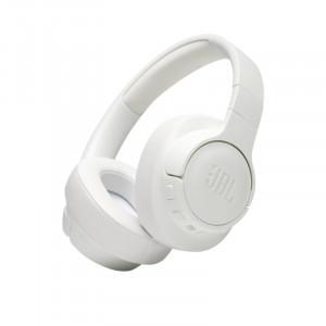 JBL T750BTNTC zajszűrős bluetooth fejhallgató, fehér-1