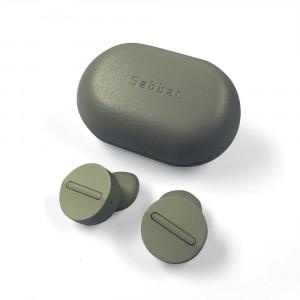 Sabbat Vooplay vezeték nélküli fülhallgató, zöld-1