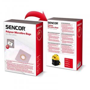 Sencor SVC 3001 mikroszálas textil porzsák