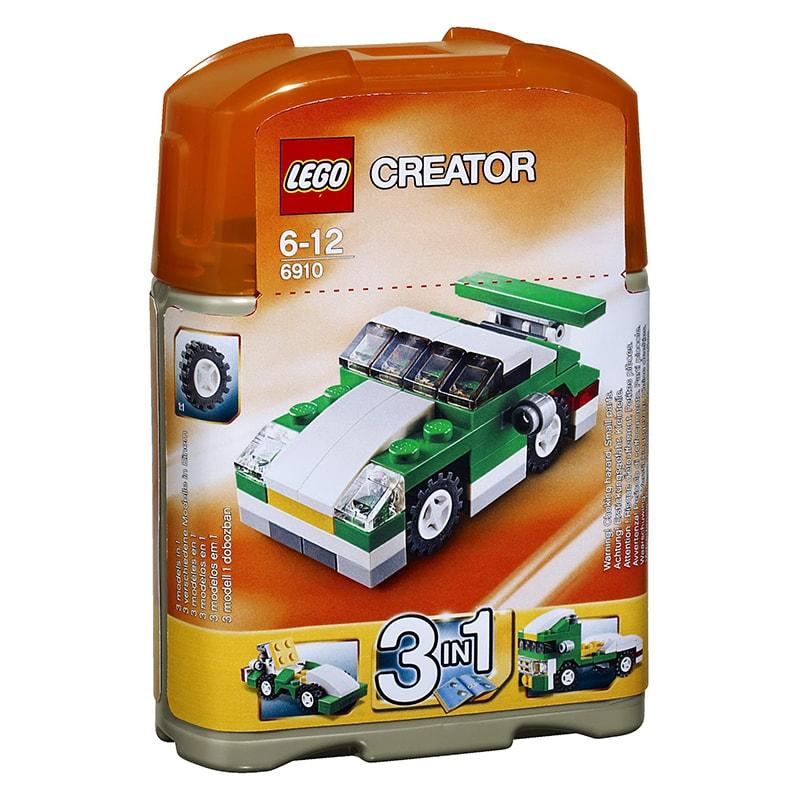 Lego 6910 mini sportautó