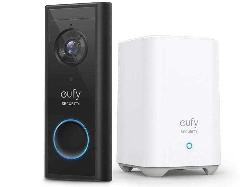 Eufy Video Doorbell 2K kamerás kapucsengő