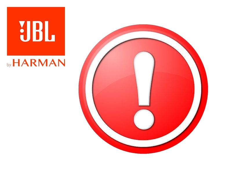 Hamisított JBL termékek