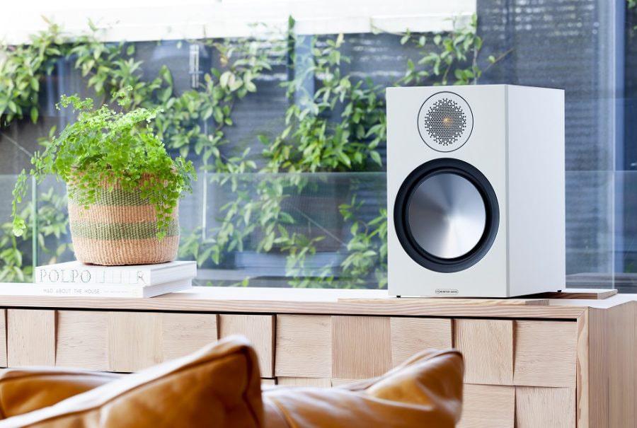 Monitor Audio 6. generációs Bronze hangfalak