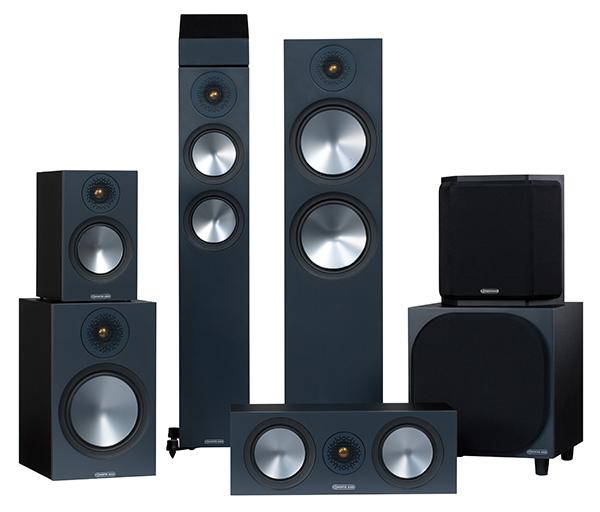 Monitor Audio Bronze 6G hangszóró család