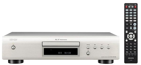Denon DCD-600NE Hi-Fi CD lejátszó
