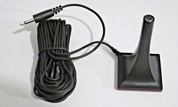 Denon AVR-X1600H bemérőmikrofon