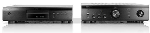 Denon PMA-600NE és DCD-600NE termékek