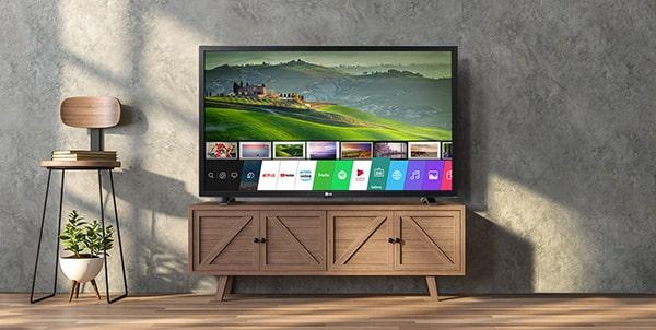 LG LM6300-as Full HD Smart televíziók