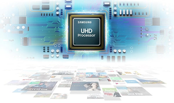 Samsung RU7172 4K UHD LED TV