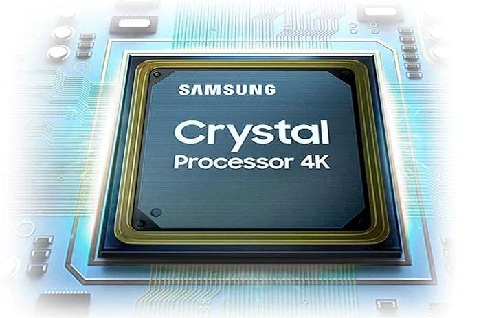 Samsung Crystal 4K processzor