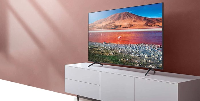 Samsung TU7172 4K UHD LED TV