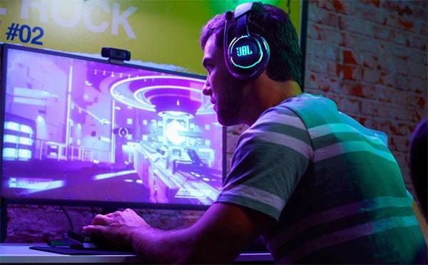 JBL Quantum 800 Wireless Gamer fejhallgató