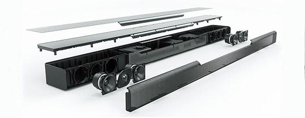 Yamaha MusicCast Bar 400 hangprojektor